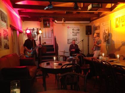 Hoodoo Men / Club68 / 07-10. Mai 2013 / 20:00 Blues Rock geht ab!